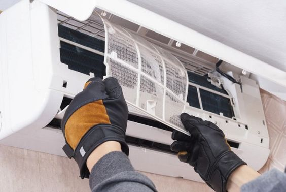 Repair Or A New AC Unit
