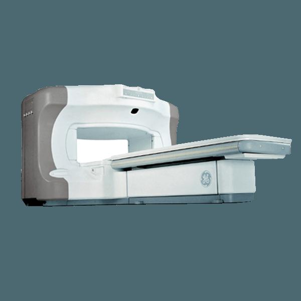 Open MRI machine from GE Open MRI machine